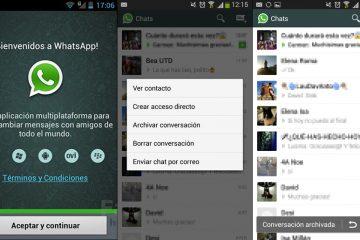 O que são bate-papos arquivados no WhatsApp e para que servem?