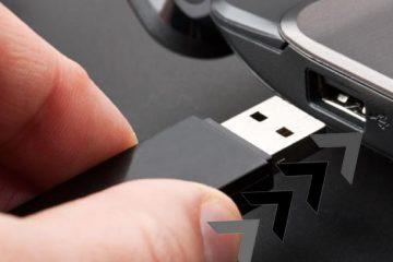 Como reparar a porta USB do computador quando ele não funciona? Guia passo a passo