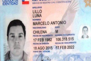 Como saber se uma pessoa é falecida no Chile