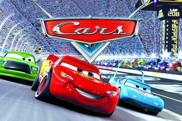 Lightning McQueen Voltar para a tela grande