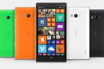 Fábrica Nokia Lumia Restore