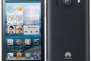 Como redefinir a fábrica ou redefinir um telefone Huawei?