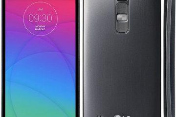 Como restaurar de fábrica ou reiniciar o seu celular LG?