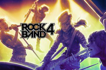 Baixe Rock Band 4 para Android. Rock como uma celebridade
