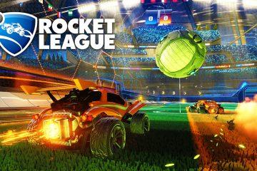 Faça o download da Rocket League para iOS. Jogos de futebol com carros, uma loucura, mas boa