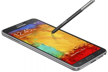 Como redefinir um Samsung Galaxy Note N7000