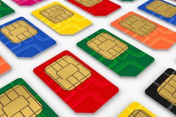 Como transferir contatos do celular para o cartão SIM [e do cartão SIM para o celular]
