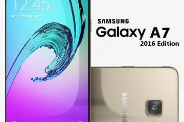 Ativar 4G no Samsung A7 2017