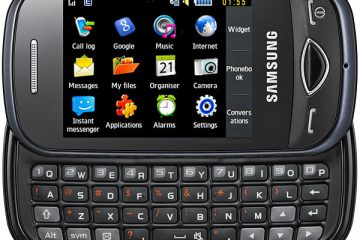 Baixe WhatsApp grátis para Samsung B3410, B5310 CorbyPro, B6520 Omnia Pro 5, B3310 e B7330 Omnia Pro