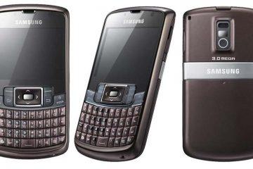 Baixe WhatsApp grátis para Samsung B7320 Omniapro, B7350 Omnia PRO 4, B7610 Omniapro, B7620 Giorgio Armani, B 7722