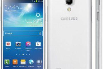 Desbloquear o carregador de inicialização chinês Samsung
