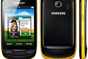 Como fazer baixar WhatsApp grátis para Samsung Corby II S3850 e Corby TV