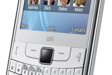 Como corrigir o problema Wifi em um Samsung GT-S3350