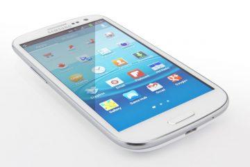 Otimize meu Samsung Galaxy para que ele funcione mais rápido