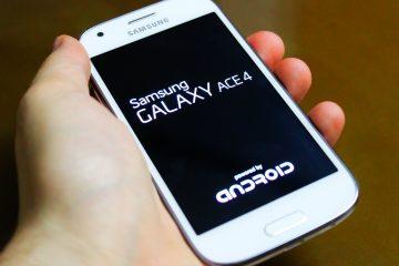 Guia tutorial para flash Samsung Galaxy Ace 4