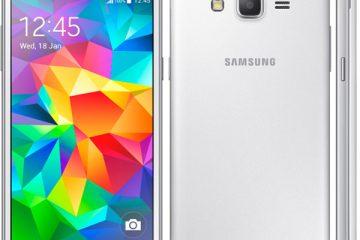 Como desmontar um Samsung Galaxy Grand Prime?