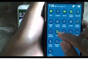 Como ativar o NFC em um Samsung Galaxy J?