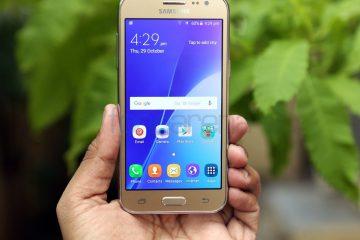 Como redefinir o hardware ou formatar um Samsung Galaxy J2, J5 ou J7?