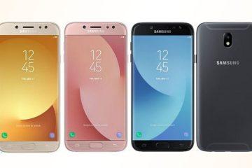 Como saber se eu tenho o Samsung Galaxy J5 ou J7 2015 ou 2016