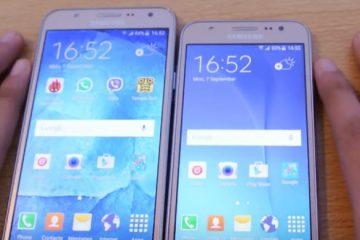 Samsung Galaxy J5 vs Galaxy J7: Qual é o Melhor?