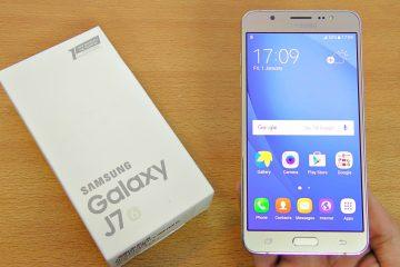 Como formatar ou redefinir um Samsung Galaxy J7