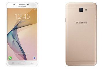 Os Samsung Galaxy J7 e J7 Prime são resistentes à água?