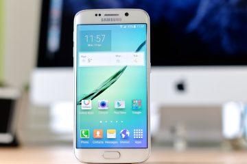 Como fazer root facilmente um Samsung Galaxy S6 ou Galaxy S6 Edge