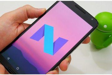 Análise completa do Android 7.0 e 7.1 Nougat [todos os recursos]