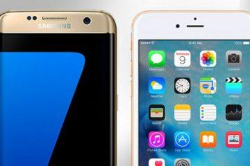 Samsung Galaxy S7 Edge e iPhone 6s Plus: os melhores phablets
