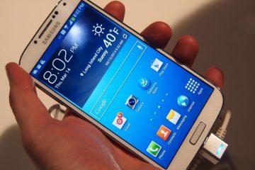 Meu PC não reconhece o Galaxy S7 – Como corrigi-lo?