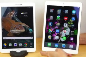 Samsung Galaxy Tab S2 9.7 vs iPad Air 2: Qual deles vence?