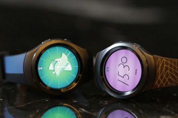 Samsung Gear S2: as melhores correias de personalização