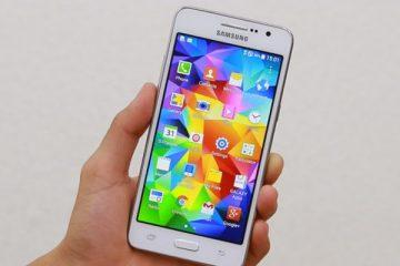 É assim que você deve colocar o autocorrector no Samsung Grand Prime