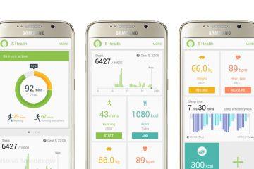 Samsung Health, o melhor aplicativo para mantê-lo em forma