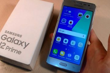 Características Samsung J2 Prime [Os melhores e os piores]