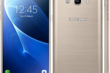 O Samsung J7 se desliga e não liga