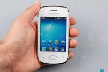 Samsung Pocket: Como fazer uma captura de tela