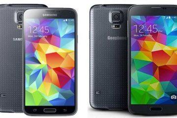 Tutorial para redefinir o hardware do Samsung S5 chinês
