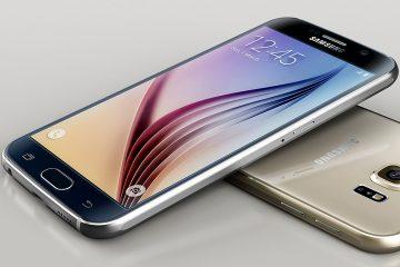 É assim que você deve fazer para colocar um cartão SD ou microSD no Samsung S6