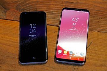 Como diferenciar um Samsung S8 original de uma réplica