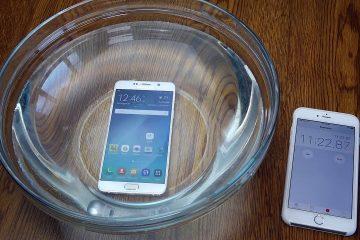 O Samsung Galaxy J7 2018 será submersível