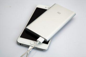 Se você comprar um iPhone X, precisará de uma bateria externa: qual escolher?