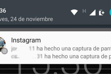 Se você capturar o Instagram Stories, ele é notificado?