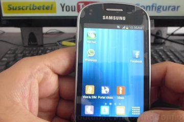 Como remover o som da câmera do Samsung Galaxy J?