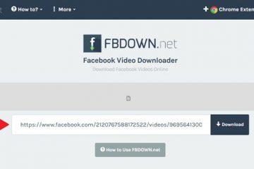 Como baixar vídeos gratuitos do Facebook em qualquer dispositivo? Guia passo a passo
