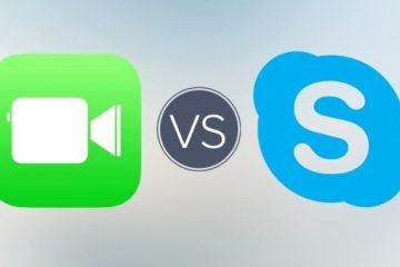 Skype vs FaceTime: o melhor para videochamadas