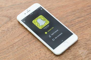 Como excluir mensagens do Snapchat