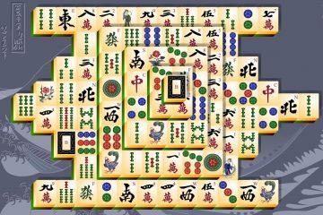 Paciência Mahjong para seu celular