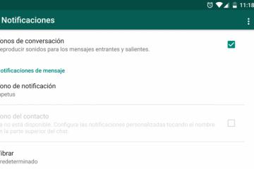 As notificações do WhatsApp da solução estão atrasadas ou não chegam