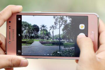 Solução Samsung Galaxy J2 Prime tira fotos escuras
